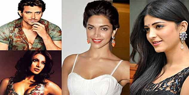 Celebrities birthdays in Hindi
