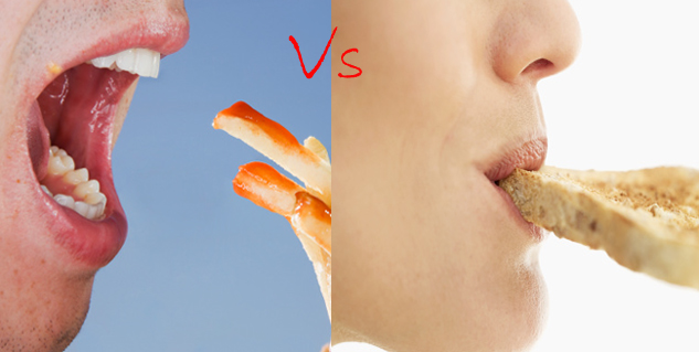 The difference between good and bad carbohydrates