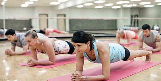 Plank Exercise in Hindi