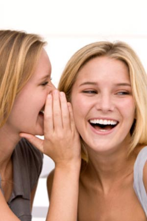 Gossiping is Healthy in Hindi