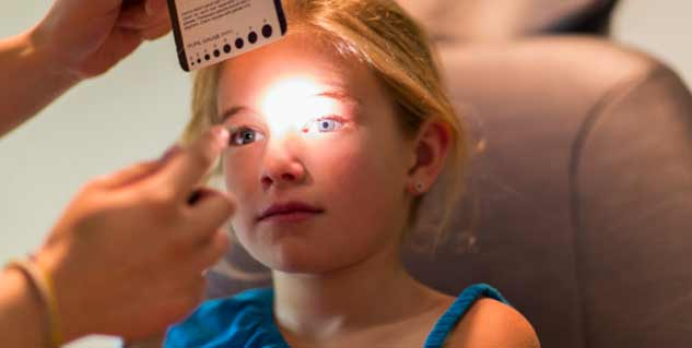 Eye Disorder in Children