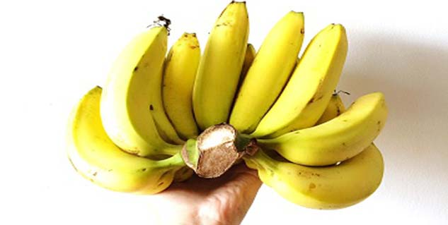 Weight loss with Help of Banana