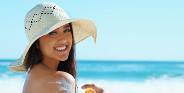 oil-free sunscreen