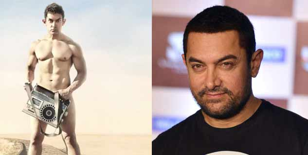 Aamir Khan Weight Gain