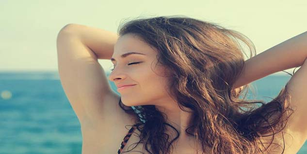 get rid of underarm hair