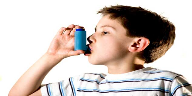 asthma in children hindi