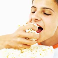 Staying healthy with popcorn
