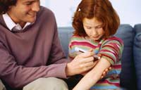 Diabeties in children
