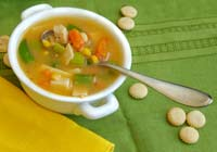Immunity boosting chicken soup recipes