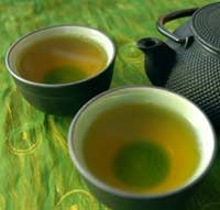 Green tea has small effect on cholesterol