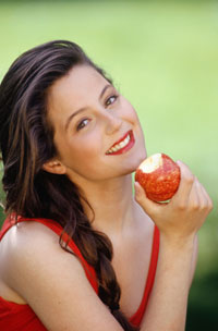 How does Apple Help in Weight Loss