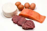 Eat protein and be healthy