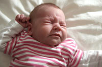 Sneezing problem in baby