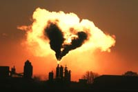 Pollution Linked to Higher Heart Attack Risk