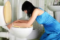 Treatment for Vomiting during Pregnancy