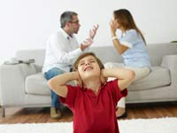 Divorce Affect Children