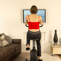 Exercise at home
