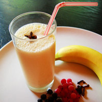 Lazy Banana Drink